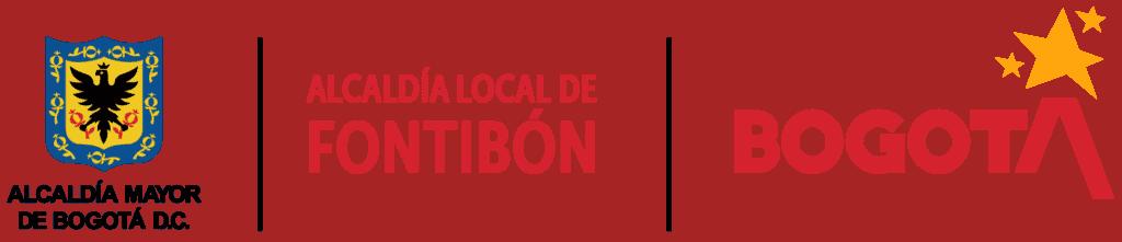 Logo alcaldía de Fontibón